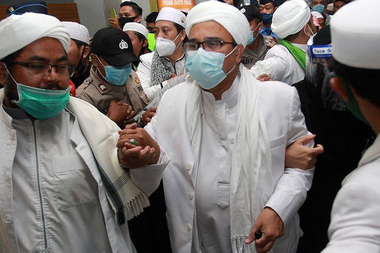 Kejari Jaktim Buka Suara Soal Perpanjangan Masa Penahanan Habib Rizieq Shihab