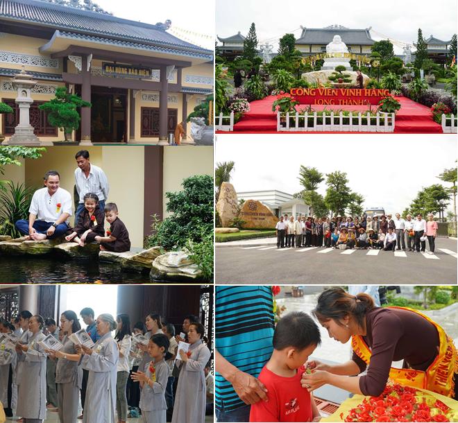 bds1 Công viên Vĩnh hằng Long Thành: Kiến trúc tâm linh đặc sắc 2020