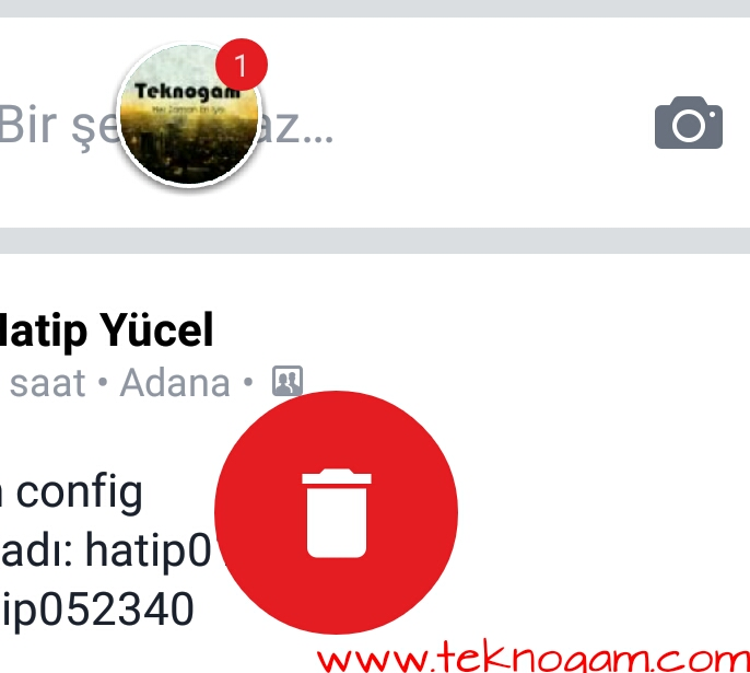 Facebook'ta Biz