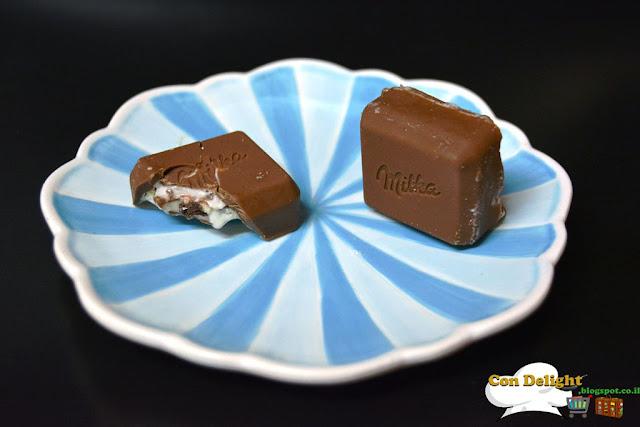 Milka chocolate bar חטיף שוקולד מילקה