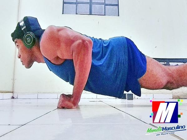 Programa de 100 flexões de braço