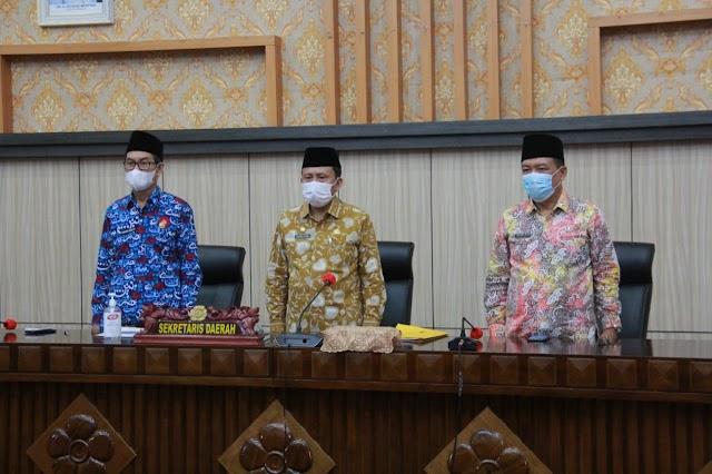 Pemprov Bengkulu Pertahankan Predikat B untuk SAKIP dan Reformasi Birokrasi