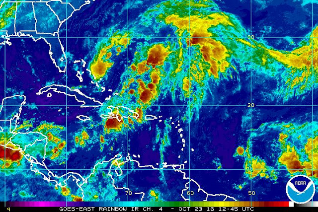 Tropical Storm Otto