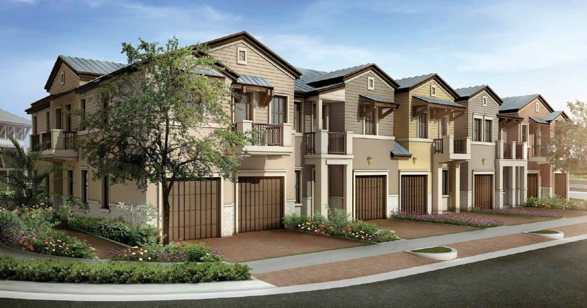 Doral Cay A New Townhome Community In Doral Doral Riches Real Estate Blog