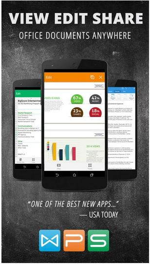 aplikasi WPS Office + PDF