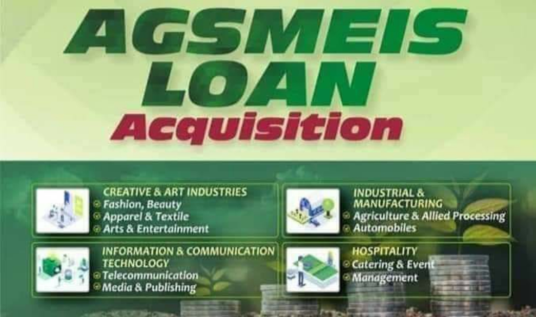 All You Need To know About AGSMEIS LOAN SCHEME