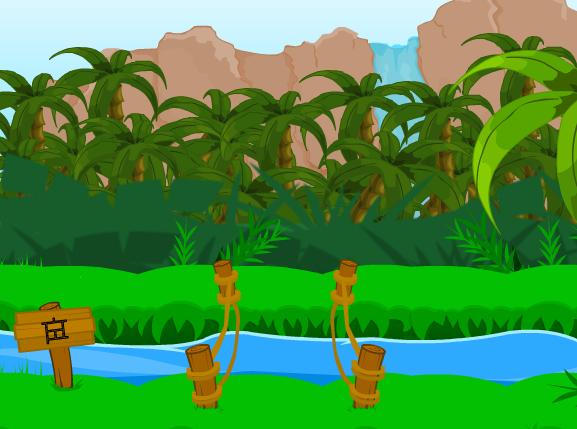 MouseCity Strange Jungle Escape