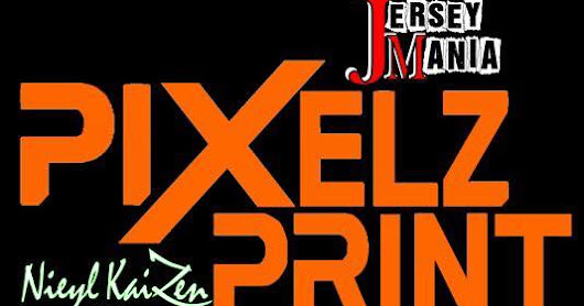 PIXELZPRINT Supplier direct kilang for shirts, jerseys, branded clothing, pakar printing and sulam.