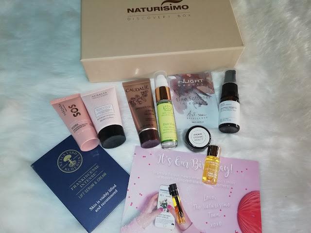 Naturisimo discovery box