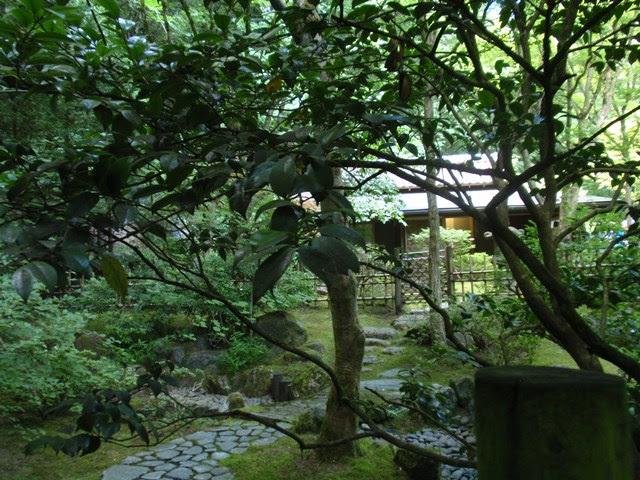 Hanamichi Kashintei Tea House Portland Japanese Garden