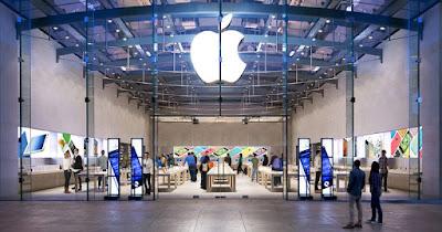 zorlu apple store