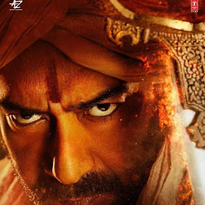 Ajay as Tanhaji