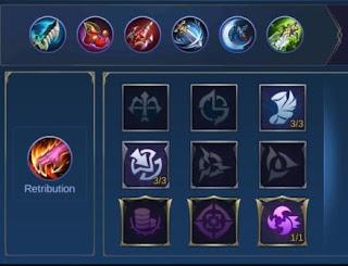 ling hero items