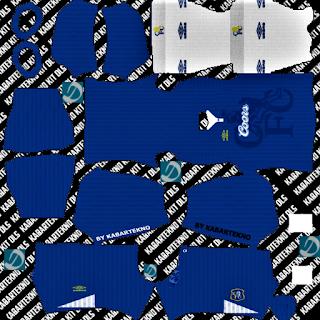 Chelsea FC 1995 Home Kit dls 2021
