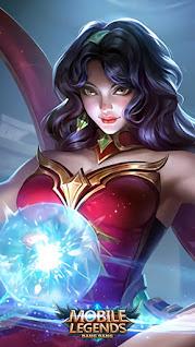 Esmeralda Ruddy Dusk Heroes Mage Tank of Skins V3