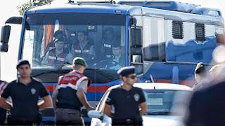 ترحيل 8 أشخاص لهم صلة بتنظيم الدولة في إسطنبول