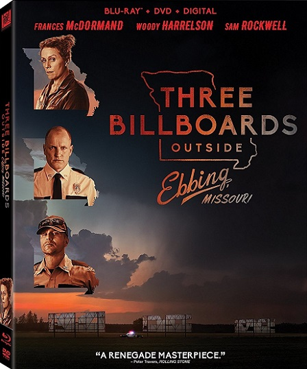 Three Billboards Outside Ebbing, Missouri (Tres anuncios por un crimen) (2017) m1080p BDRip 9.6GB mkv Dual Audio DTS 5.1 ch