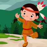 G4K Aboriginal Girl Rescue Game