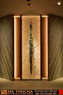 nouveaux décoration plâtre couloir