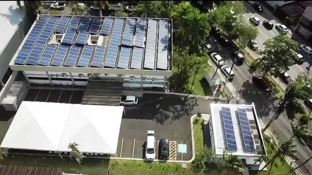 Superintendência da Sabesp, em Registro-SP, adere à Energia Limpa