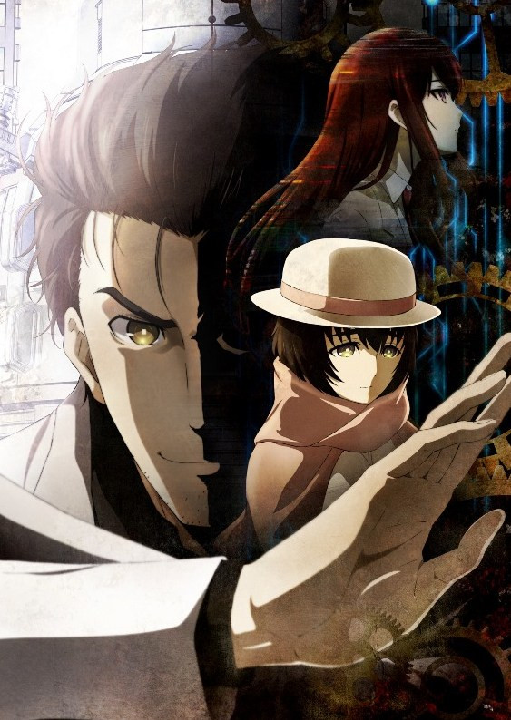 Anime Steins;Gate 0 se estrenará en abril de 2018