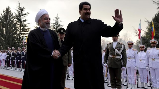 Irán y Venezuela relación de acuerdos e intereses de las dos naciones