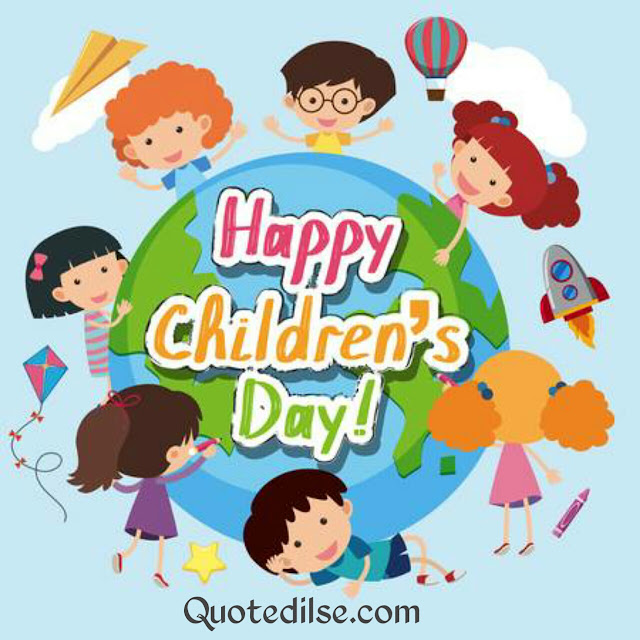 Image of Children's Day Quotes