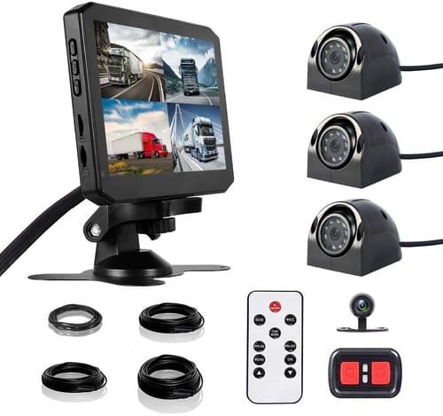 Review Vsysto X7pro Car Dash Cam Backup Camera