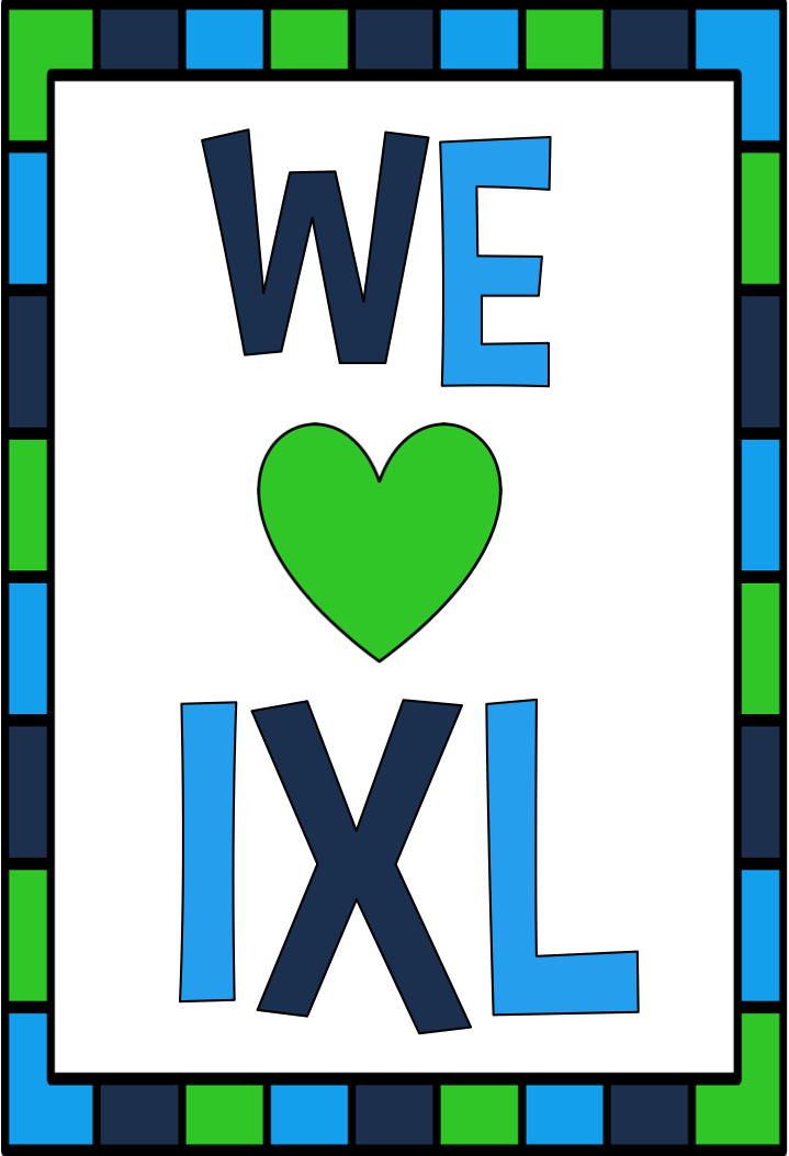 Miss V's Busy Bees: Do You IXL? {A Series of Posts - Post 4 - The