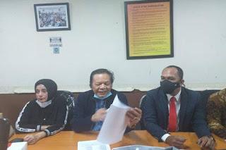 Giliran Munarman Bikin Laporan Langsung Ditolak Polda Metro Jaya