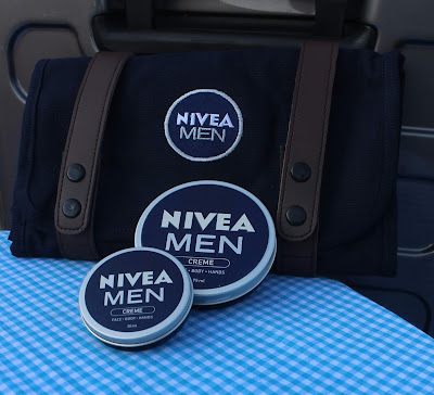 NIVEA MEN Creme punya kemasan praktis yang bisa dibawa kemana saja