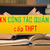 Sáng kiến kinh nghiệm Công tác quản lý cấp THPT (phần 2)