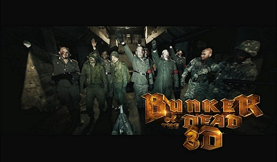 Bunker Of The Dead 2015 English 720p BluRay Download