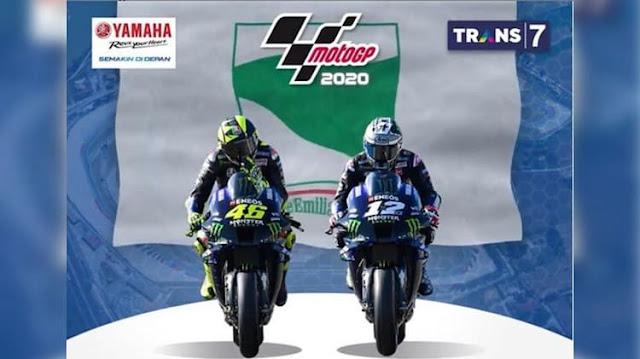 Frekuensi dan Kode Bisskey MotoGP Trans 7
