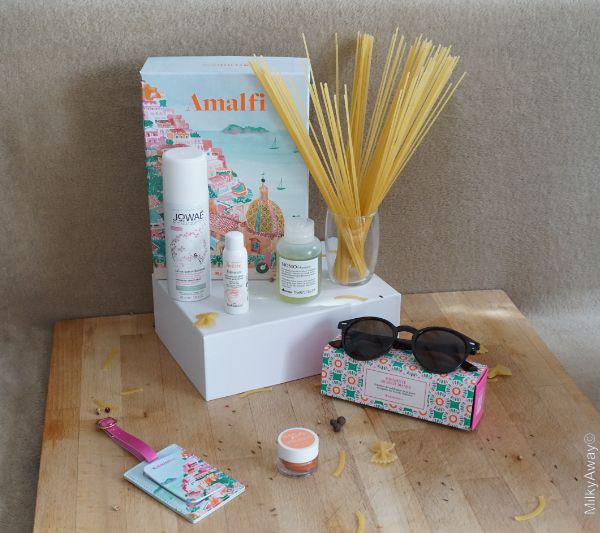 My Little Box, Amalfi édition du mois d'avril