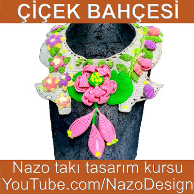 nazo takı tasarım kursu