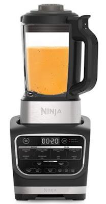 HB150UK Black Ninja Blender and Soup Maker