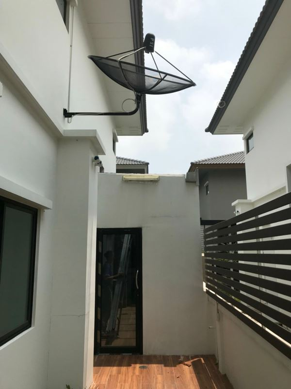 ขายบ้านเดี่ยว โครงการ Casa Ville คาซ่า วิลล์ บางใหญ่ นนทบุรี