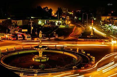 Colour Full Fawara - modern fountains in Faisalabad Pakistan
