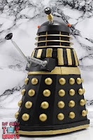 "Custom 'The Curse of Fatal Death"" Black Dalek 13"
