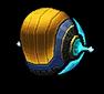 Psychic Helmet Rare Gear Evolution LostSaga