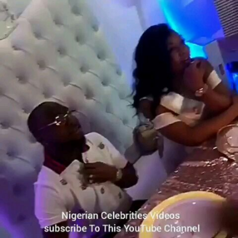Videos from Davido and Amanda's baby shower in Atlanta