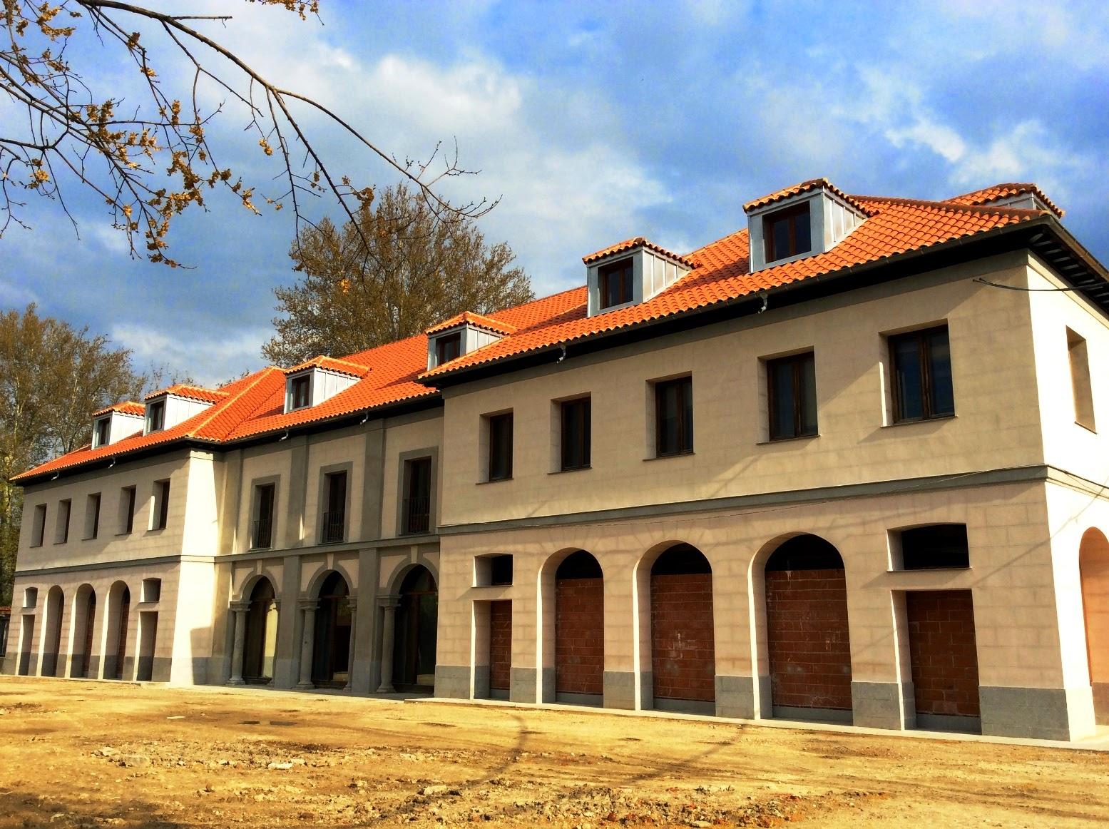 Pasi n por madrid la casa de campo una mirada a su for Casas de sofas en madrid