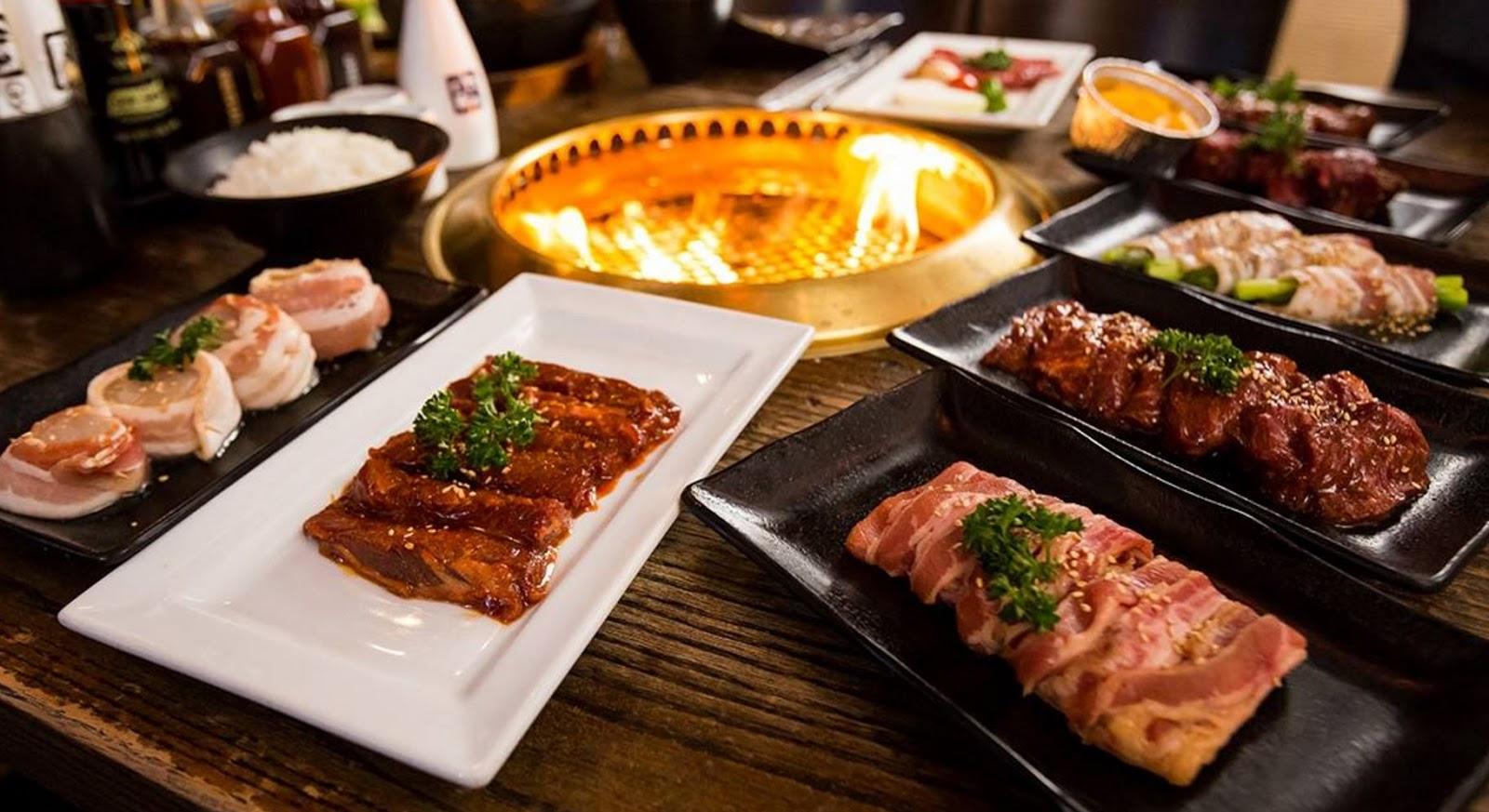 Nov. 1 - Feb 28 | All You Can Eat Menu Is Back At Gyu-Kaku Japanese BBQ
