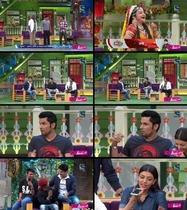 The Kapil Sharma Show 11 June 2016 HDTV 480p