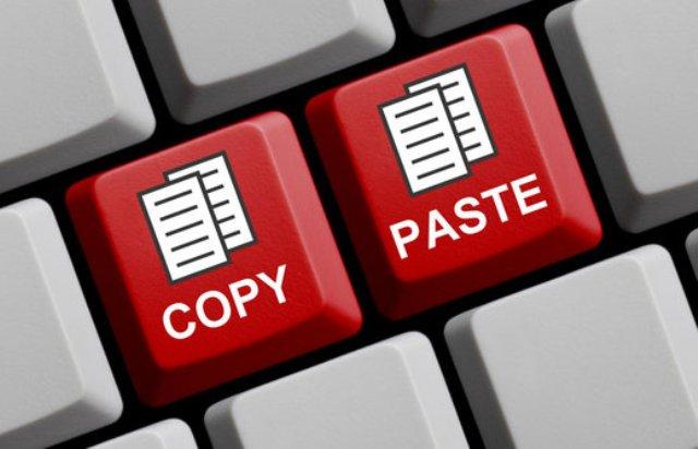 Alasan Kenapa Copy Paste Itu Tidak Baik Untuk Blog