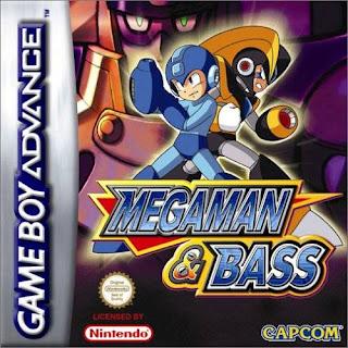Rom de Mega Man & Bass - GBA - PT-BR - Download