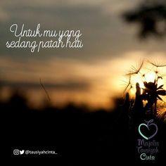 Untukmu yang Patah Hati