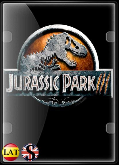 Jurassic Park III (2001) FULL HD 1080P LATINO/INGLES