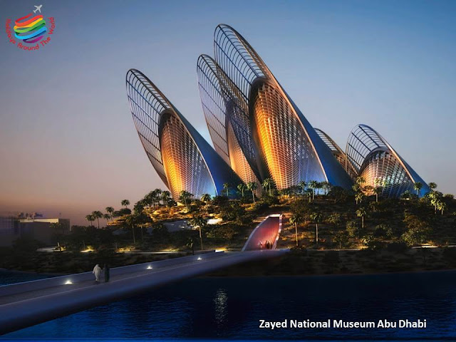 Zayed National Museum Abu Dhabi